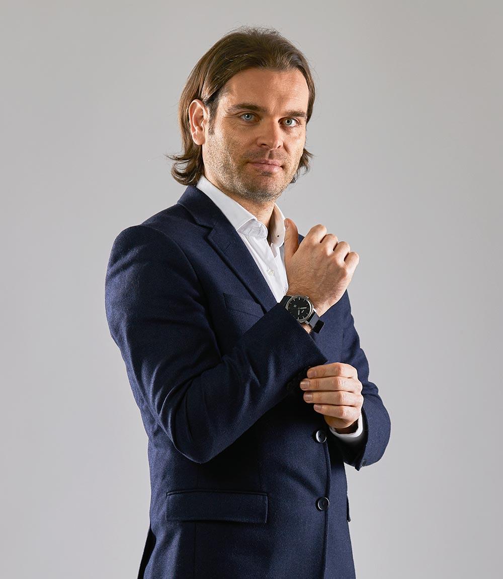 Ludovic Zussa - Co-fondateur & physicien